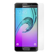 Panzer Glas Folie für Samsung Galaxy A5 2016 Schutz Folie 9H Echtglas