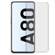 Panzerglas für Samsung Galaxy A80 Glasfolie Displayschutz Folie Glas Hartglas Anti Fingerprint