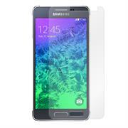 Panzerglas für Samsung Galaxy Alpha Schutzfolie Glasfolie 9H Ultra Clear Glas Folie