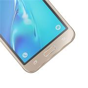 Panzer Glas Folie für Samsung Galaxy J1 2016 Schutz Folie 9H Echtglas
