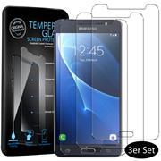 Panzerglas für Samsung Galaxy J5 2016 Schutzfolie Glasfolie 9H Ultra Clear Glas Folie