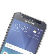 Panzer Glas Folie für Samsung Galaxy J5 2015 Schutz Folie 9H Echtglas