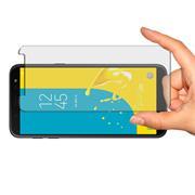 Glasfolie für Samsung Galaxy J6 (2018) Schutzfolie Panzerglas Scheibe Folie Display Schutzglas
