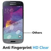 Panzer Glas Folie für Samsung Galaxy S4 Schutz Folie 9H Echtglas