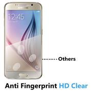 Panzerglas für Samsung Galaxy S6 Glasfolie Displayschutz Folie Glas Hartglas Anti Fingerprint