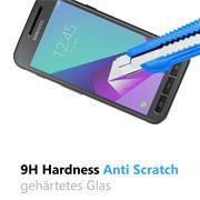 Glasfolie für Samsung Galaxy XCover 4 Schutzfolie Panzerglas Scheibe Folie Display Schutzglas