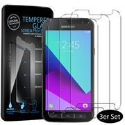 Panzerglas für Samsung Galaxy XCover 4 Schutzfolie Glasfolie 9H Ultra Clear Glas Folie