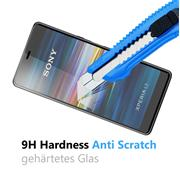 Glasfolie für Sony Xperia L3 Schutzfolie Panzerglas Scheibe Folie Display Schutzglas