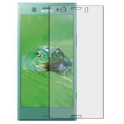 Panzerglas für Sony Xperia XZ1 Compact Schutzfolie Glasfolie 9H Ultra Clear Glas Folie