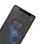 Panzerglas für Sony Xperia XZ2 Schutzfolie Glasfolie 9H Ultra Clear Glas Folie