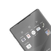 Panzer Glas Folie für Sony Xperia Z5 Premium Schutz Folie 9H Echtglas