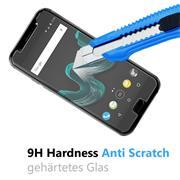 Panzerglas für Wiko Wim Schutzfolie Glasfolie 9H Ultra Clear Glas Folie