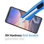 Glasfolie für Xiaomi Mi Max 3 Schutzfolie Panzer Scheibe Folie Display Schutzglas 9H