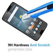 Panzerglas für ZTE Blade V8 Schutzfolie Glasfolie 9H Ultra Clear Glas Folie