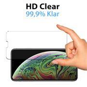 Panzerglas für Apple iPhone 11 Pro Max / XS Max Glas Folie Displayschutz Schutzfolie