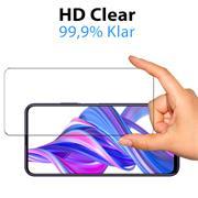 Panzerglas für Honor 9X Pro Glas Folie Displayschutz Schutzfolie