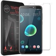 Panzerglas für HTC Desire 12+ Glas Folie Displayschutz Schutzfolie
