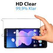 Panzerglas für HTC U12+ Glas Folie Displayschutz Schutzfolie