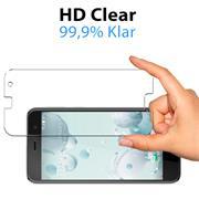 Panzerglas für HTC U Play Glas Folie Displayschutz Schutzfolie