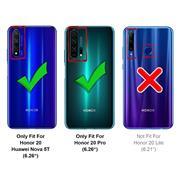 Panzerglas für Huawei Nova 5T Glas Folie Displayschutz Schutzfolie