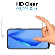Panzerglas für Huawei P40 Lite Glas Folie Displayschutz Schutzfolie