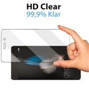 Panzerglas für Huawei P8 Glas Folie Displayschutz Schutzfolie