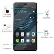 Panzerglas für Huawei P9 Lite Glas Folie Displayschutz Schutzfolie