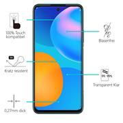 Panzerglas für Huawei P Smart 2021 Glas Folie Displayschutz Schutzfolie