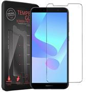 Panzerglas für Huawei Y6 2018 Glas Folie Displayschutz Schutzfolie