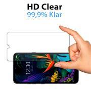 Panzerglas für LG K50 Glas Folie Displayschutz Schutzfolie