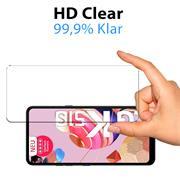 Panzerglas für LG K51s Glas Folie Displayschutz Schutzfolie