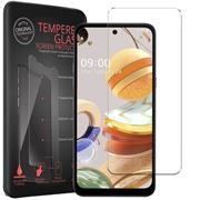 Panzerglas für LG K52 Glas Folie Displayschutz Schutzfolie