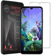 Panzerglas für LG Q60 Glas Folie Displayschutz Schutzfolie