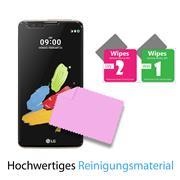 Panzerglas für LG Stylus 2 Glas Folie Displayschutz Schutzfolie