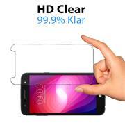 Panzerglas für LG X Power 2 Glas Folie Displayschutz Schutzfolie