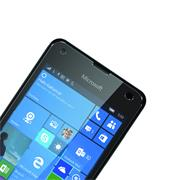Panzerglas für Microsoft Lumia 550 Glas Folie Displayschutz Schutzfolie