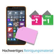 Panzerglas für Microsoft Lumia 640 Glas Folie Displayschutz Schutzfolie