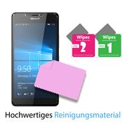 Panzerglas für Microsoft Lumia 950 Glas Folie Displayschutz Schutzfolie
