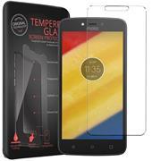 Panzerglas für Motorola Moto C Glas Folie Displayschutz Schutzfolie