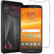 Panzerglas für Motorola Moto E5 Glas Folie Displayschutz Schutzfolie