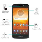 Panzerglas für Motorola Moto E5 Play Glas Folie Displayschutz Schutzfolie