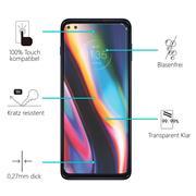 Panzerglas für Motorola Moto G 5G Plus Glas Folie Displayschutz Schutzfolie
