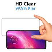 Panzerglas für Motorola One Hyper Glas Folie Displayschutz Schutzfolie
