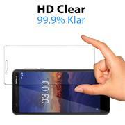 Panzerglas für Nokia 3.1 Glas Folie Displayschutz Schutzfolie