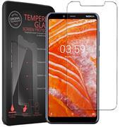 Panzerglas für Nokia 3.1 Plus Glas Folie Displayschutz Schutzfolie