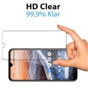 Panzerglas für Nokia 3.2 Glas Folie Displayschutz Schutzfolie