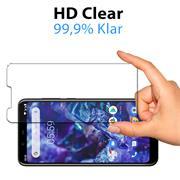 Panzerglas für Nokia 5.1 Plus Glas Folie Displayschutz Schutzfolie