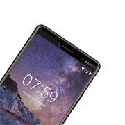 Panzerglas für Nokia 7 Plus Glas Folie Displayschutz Schutzfolie