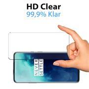 Panzerglas für OnePlus 7T Pro Glas Folie Displayschutz Schutzfolie