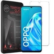 Panzerglas für OPPO A15 Glas Folie Displayschutz Schutzfolie